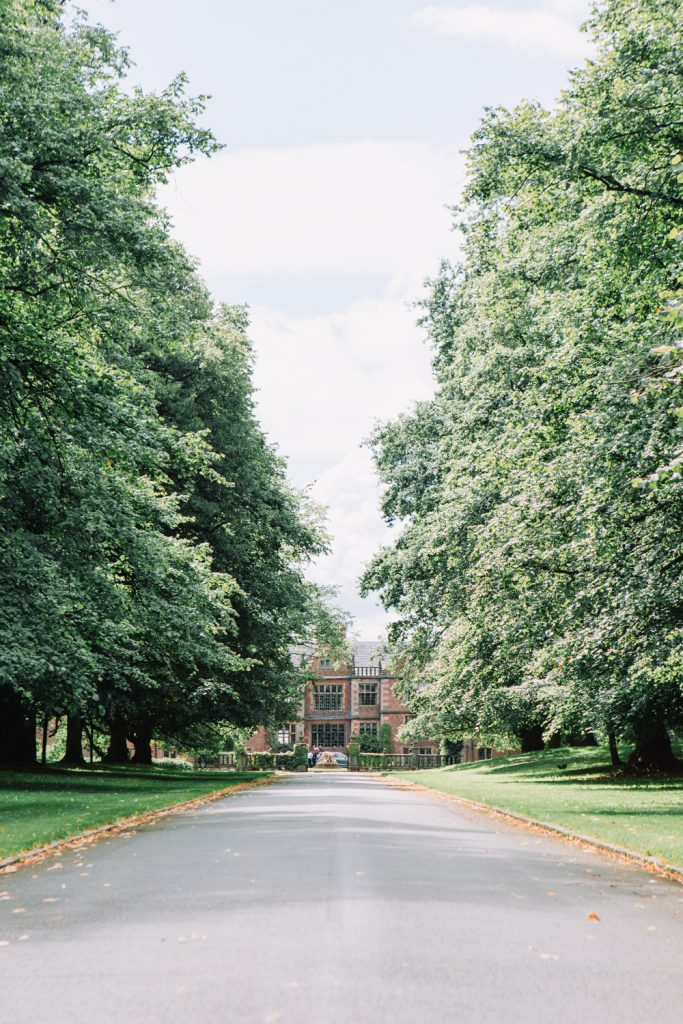 Dorfold Hall Wedding Venue in Cheshire