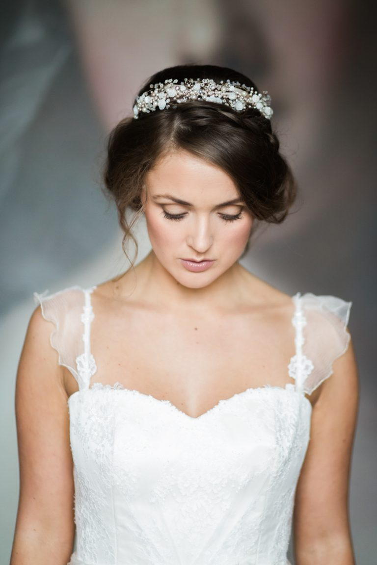 Wedding inspiration with Look Book for Sarah Willard Couture