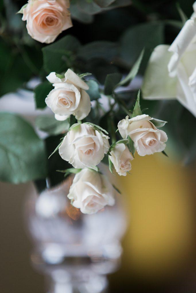 Flowers by Breige at Sandon Hall, Staffordshire, UK wedding