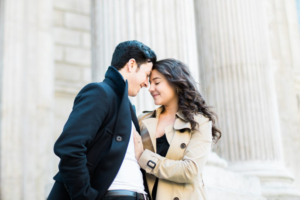 Fine Art Wedding Photographer London Engagement Session