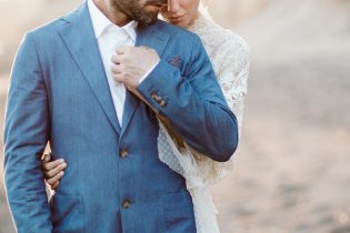 UK Destination Wedding Photographer featuring bride and groom at a Santorini wedding