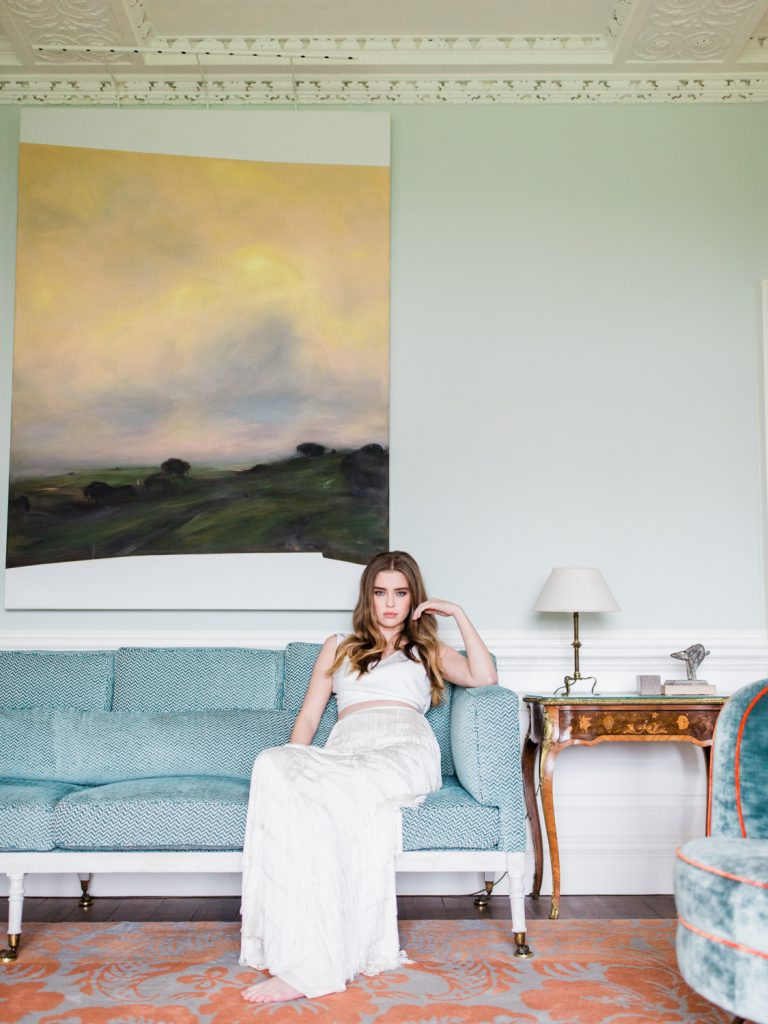 Laid Back Luxe at Dorfold Hall Wedding Inspiration Shoot