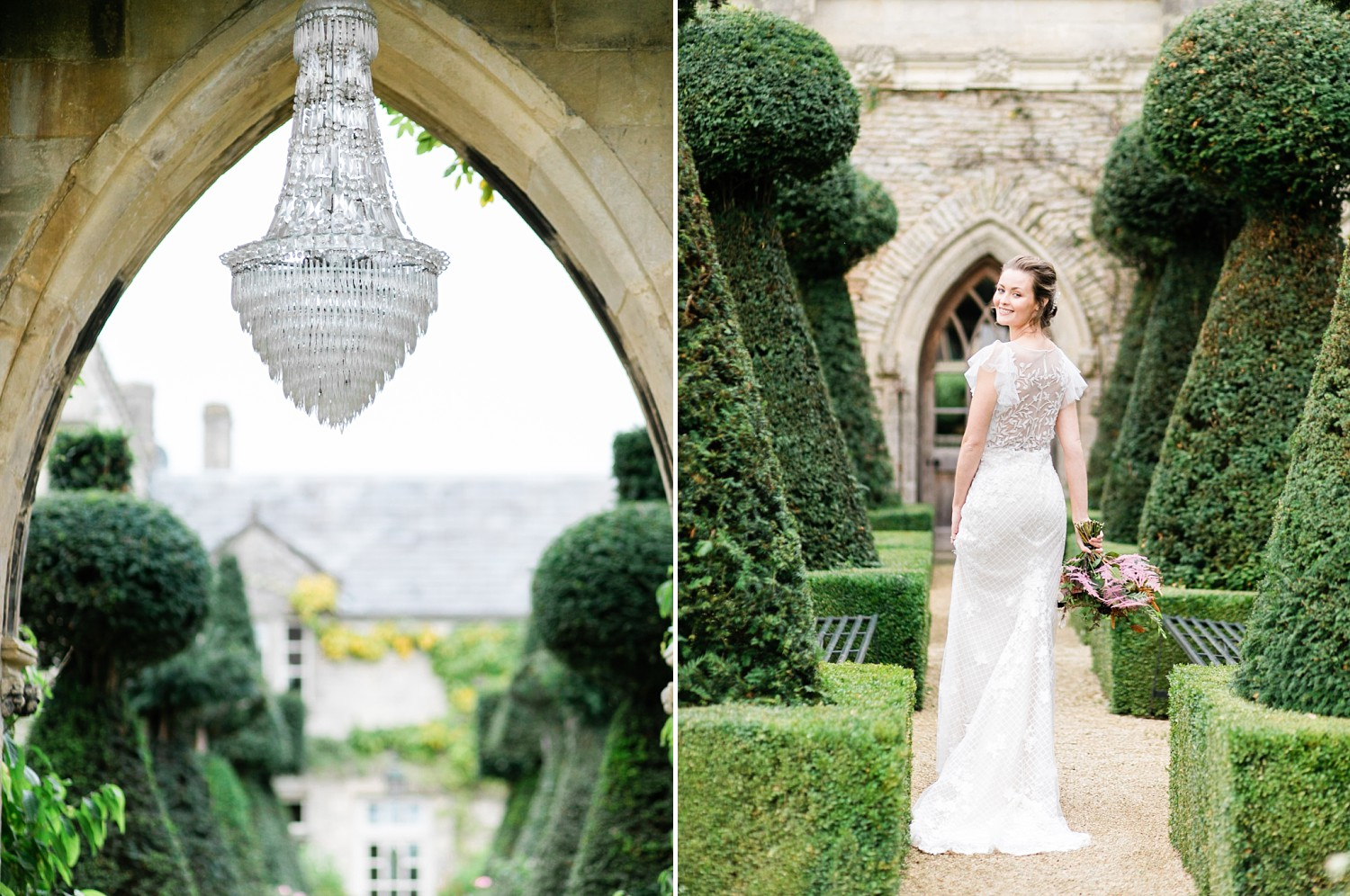 Bridal Inspiration at the Lost Orangery in the Cotswolds