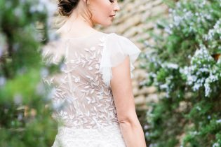 Bridal inspiration for an autumn wedding at The Lost Orangery