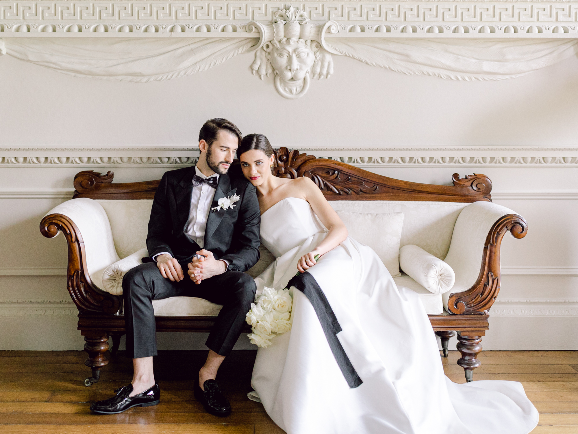 Luxury wedding at Hawkstone Hall, Shropshire